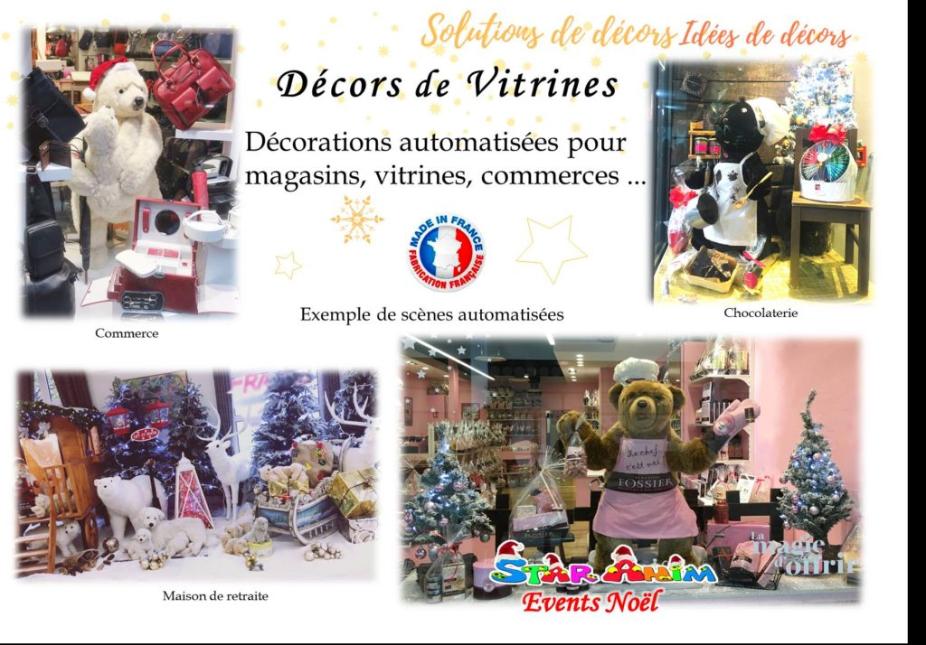 décorations noel magasin