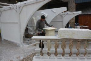 Fabrication d'un décors de noël pour extérieur