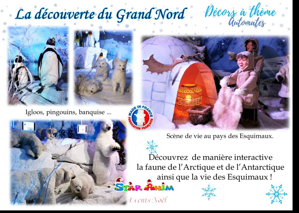 decouverte du grand nord